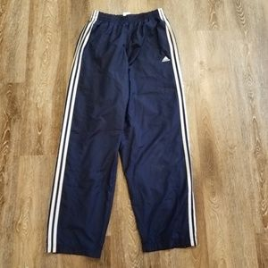 ADIDAS Climaproof Zip Ankle Athletic Pants